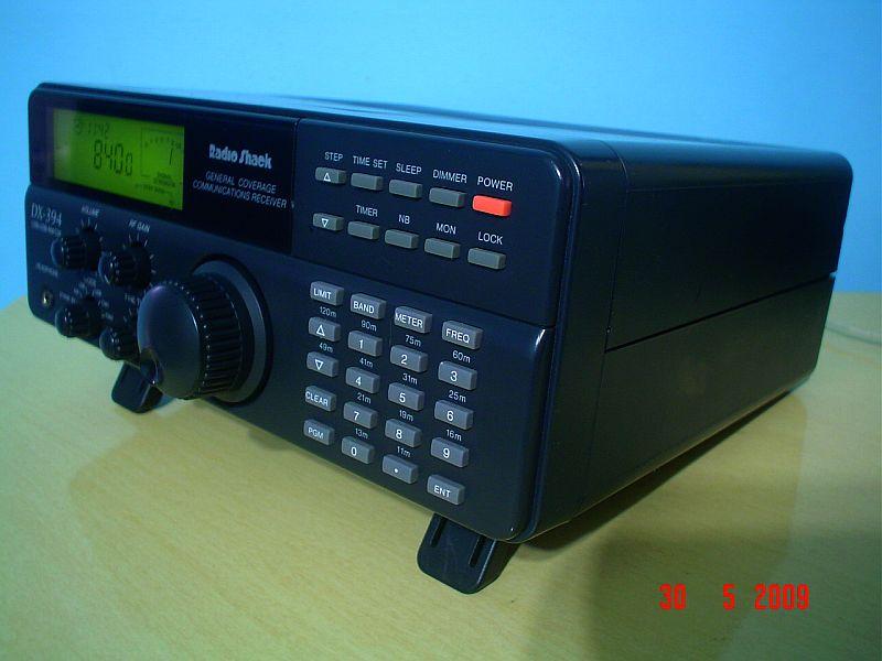 radio shack dx 394 manual